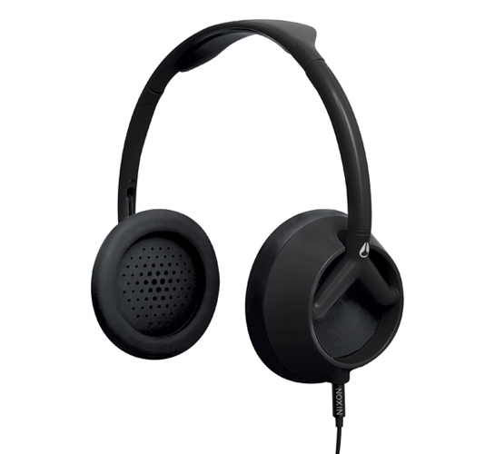 Nixon Trooper Headphones (All Black)