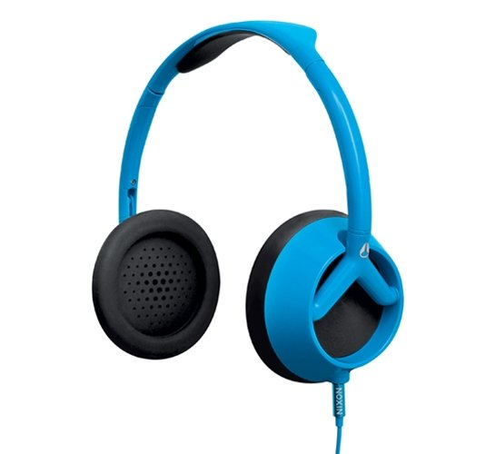 Nixon Trooper Headphones (Blue)