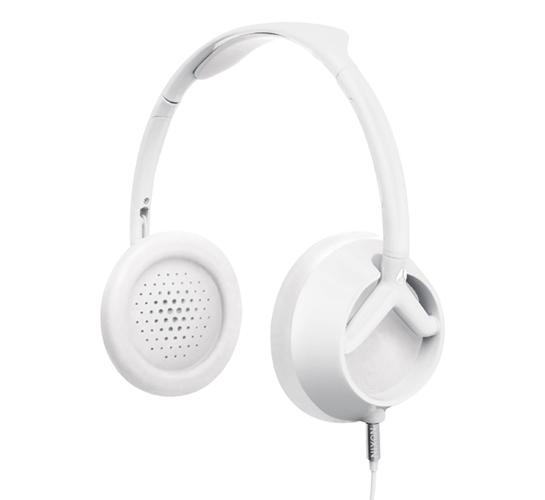 Nixon Trooper Headphones (White)