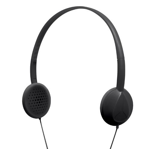 Nixon Whip Headphones (Black)
