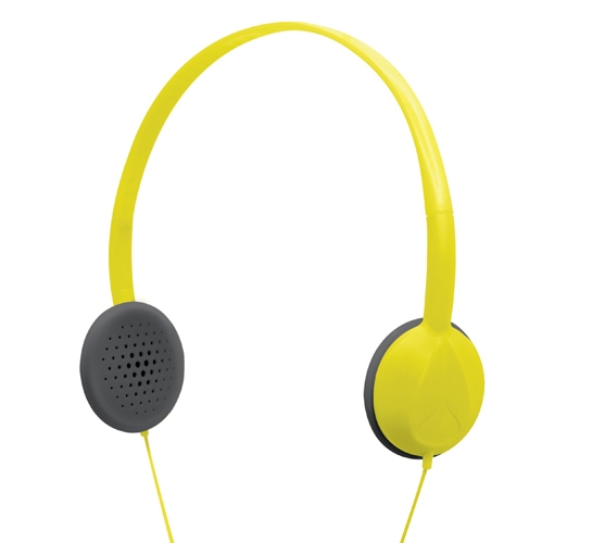 Nixon Whip Headphones (Lime)