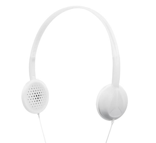 Nixon Whip Headphones (White)