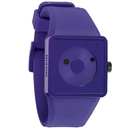 Nixon The Newton Watch (Purple)