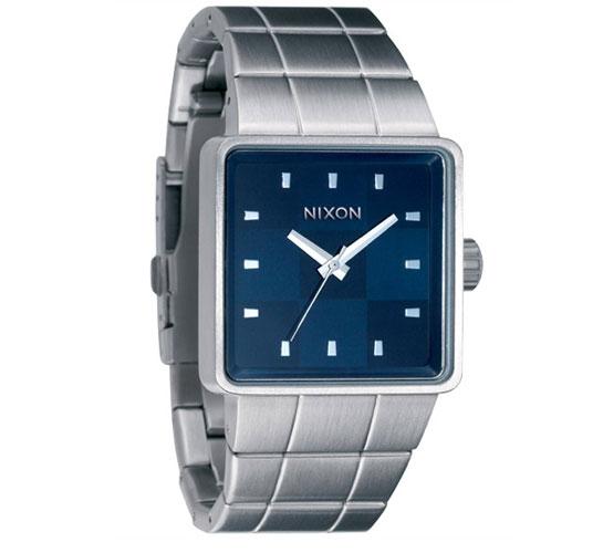 Nixon The Quatro Watch (Steel blue)