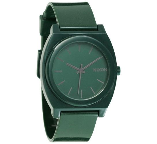 Nixon The Time Teller P Watch (Hunter Green)