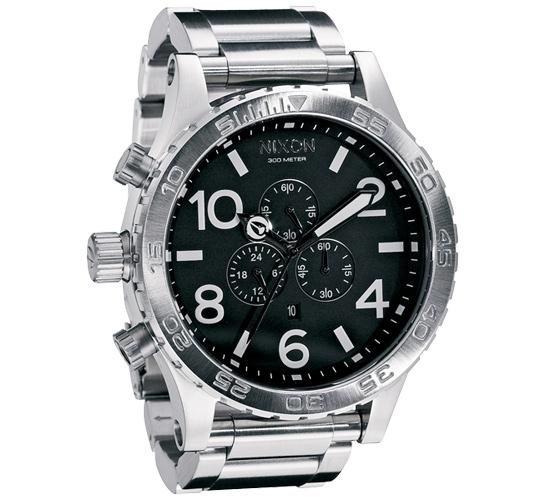 Nixon The 51-30 Chrono Watch (Black)