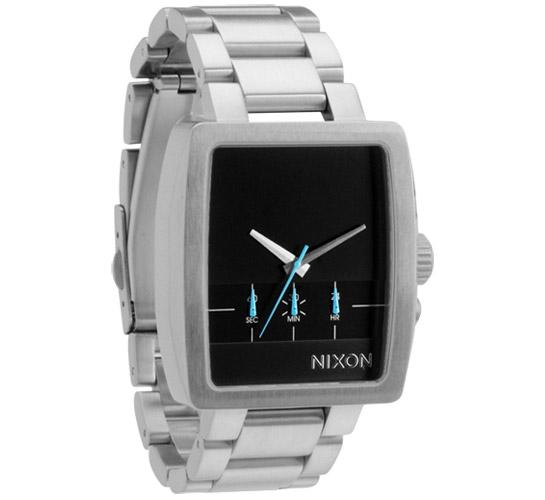 Nixon The Axis Watch (Black)