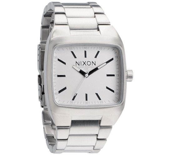 Nixon The Manual II Watch (White)
