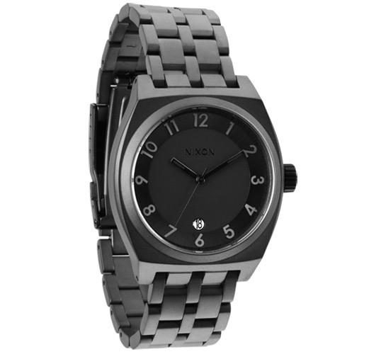 Nixon The Monopoly Watch (Matte Black/Matte Gunmetal)