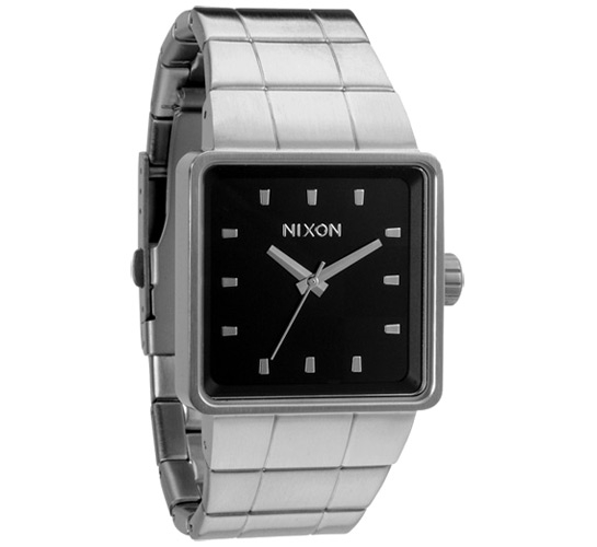 Nixon The Quatro Watch (Black)