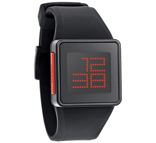 Nixon The Newton Digital Watch (Black)