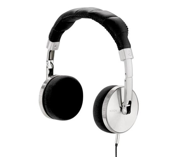 Nixon Nomadic Headphones (Black)