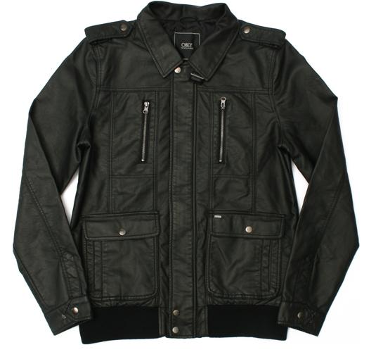Obey Men's Jacket - Gallery (Black)
