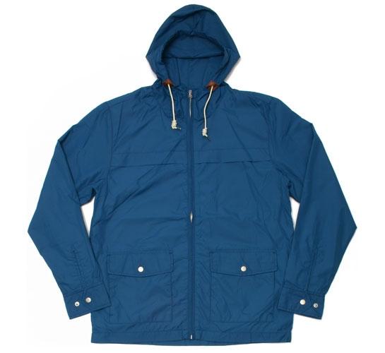 Obey Men's Jacket - Gussto (Blue)