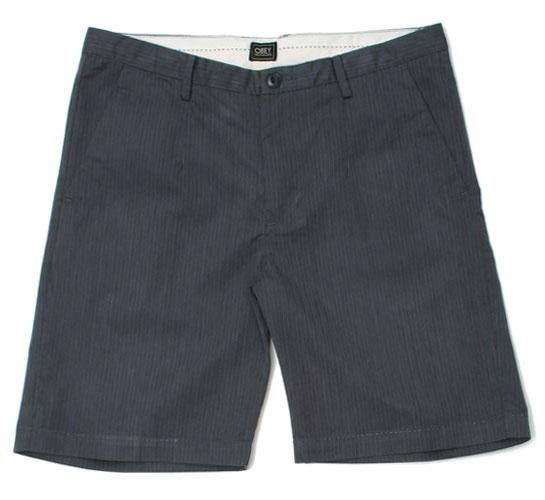 Obey Men's Shorts - Wino (Navy)