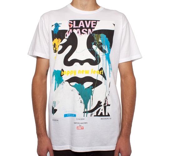 Obey Brooklyn 02 T-Shirt (White)