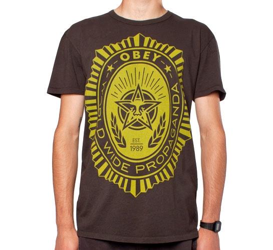 Obey Legion T-Shirt (Graphite)