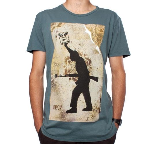 Obey Sol T-Shirt (Hydro)