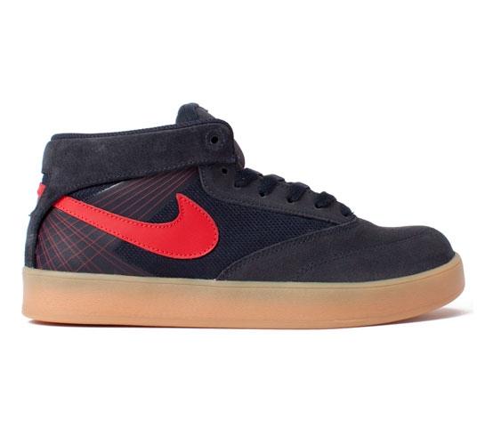 Nike SB Omar Salazar (Dark Obsidian/Sport Red)