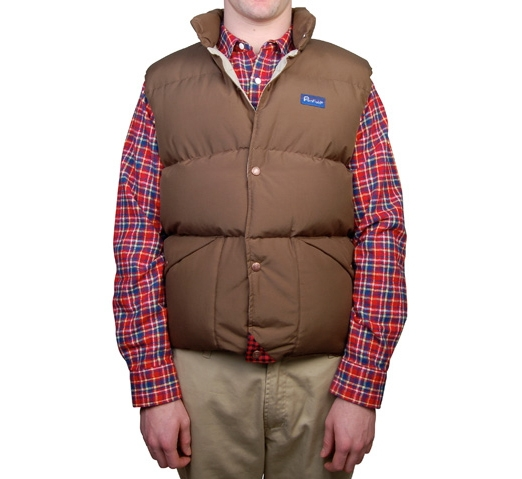 Penfield Outback Vest (Fossil)