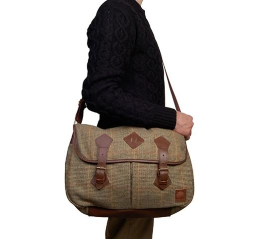 Penfield Bag - Oxon Satchel (Penfield Tweed)