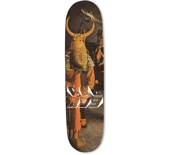 "Palace Skateboard Deck - 8"" Team (Bankhead)"