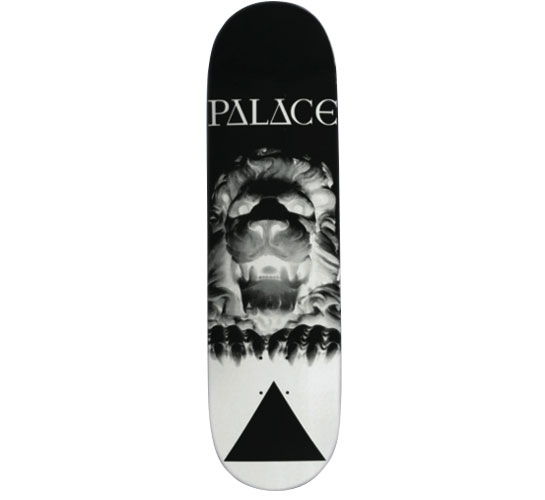 "Palace Skateboard Deck - 8.25"" Team (Lion)"