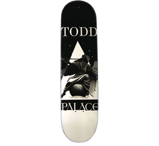 "Palace Skateboard Deck - 8"" Olly Todd"