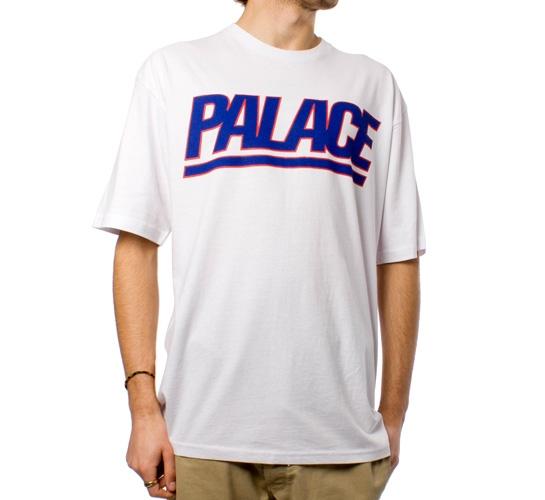 Palace Giants T-Shirt (White)