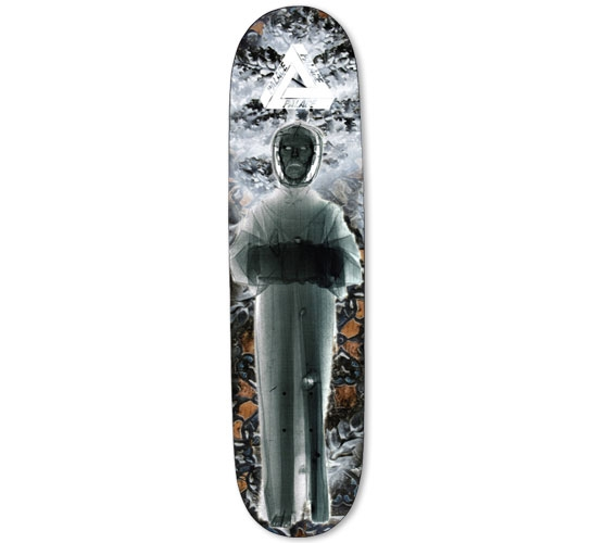 "Palace Skateboard Deck - 8.4"" Team (Ecstasy Monk)"