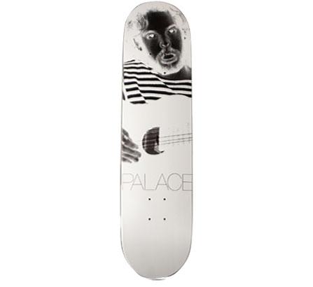 "Palace Skateboard Deck - 7.75"" Team (Prince William)"