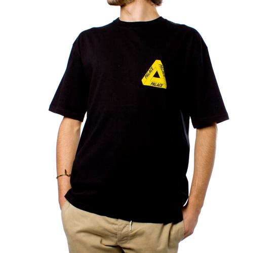 Palace Tri-Ferg T-Shirt (Black)
