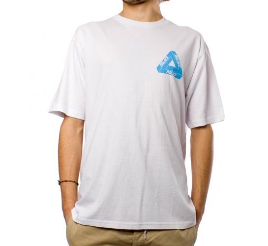 Palace Tri-Ferg T-Shirt (White)