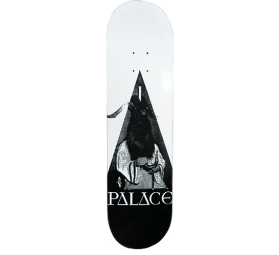 "Palace Skateboard Deck - 8.1"" Team (Deerman)"