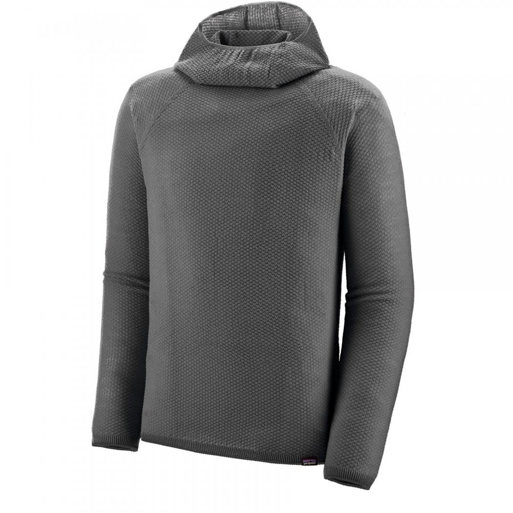 Patagonia Capilene Air Hoody (Forge Grey - Feather Grey X-Dye)
