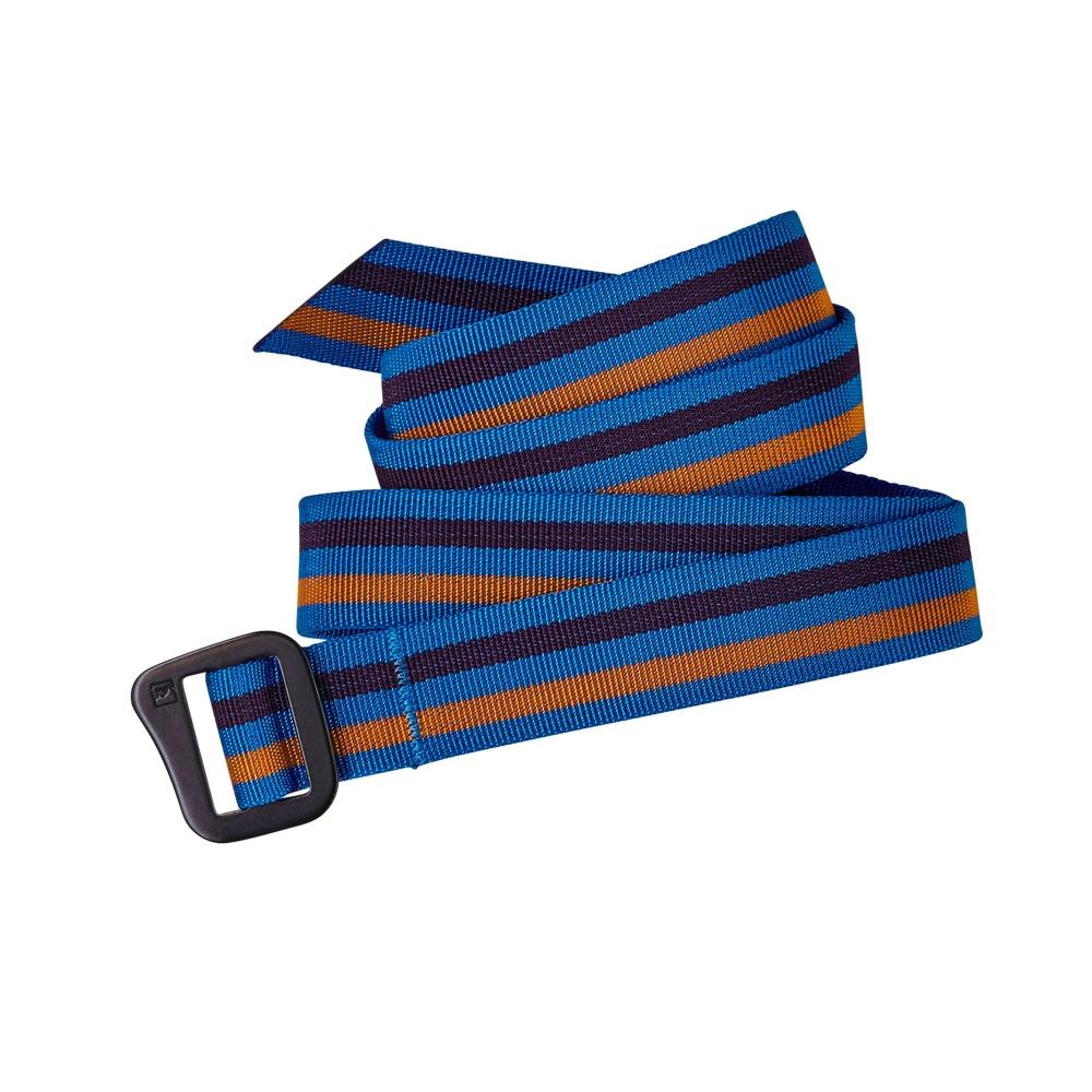 Patagonia Friction Belt (Fitzroy Belt Stripe: Andes Blue)