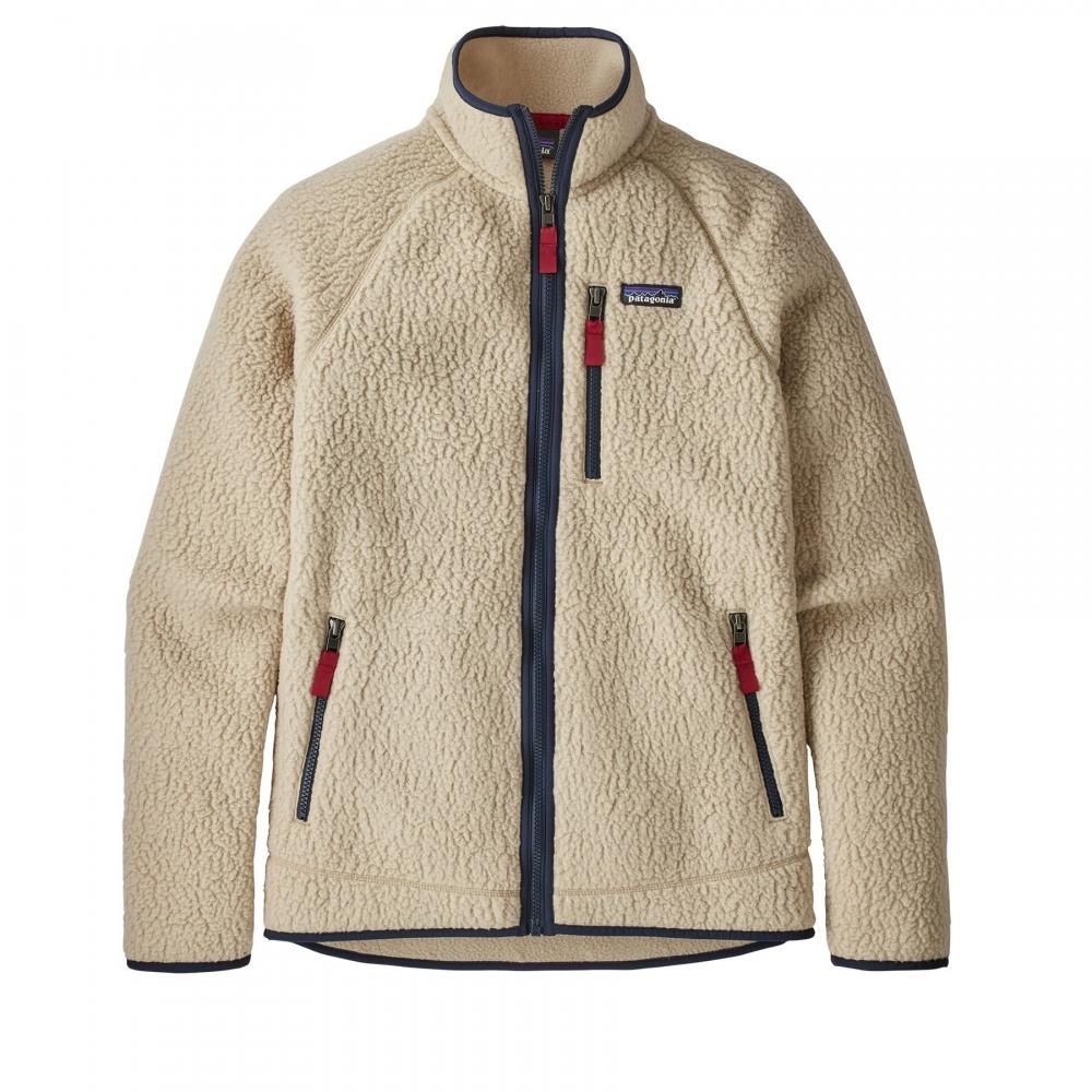 Patagonia Retro Pile Fleece Jacket (El Cap Khaki)