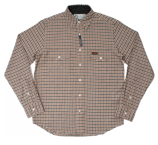 Penfield Men's Shirt - Ashley (Brown)