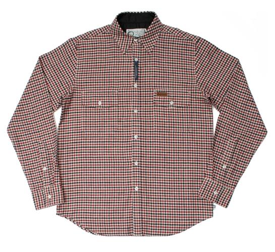 Penfield Men's Shirt - Ashley (Red)