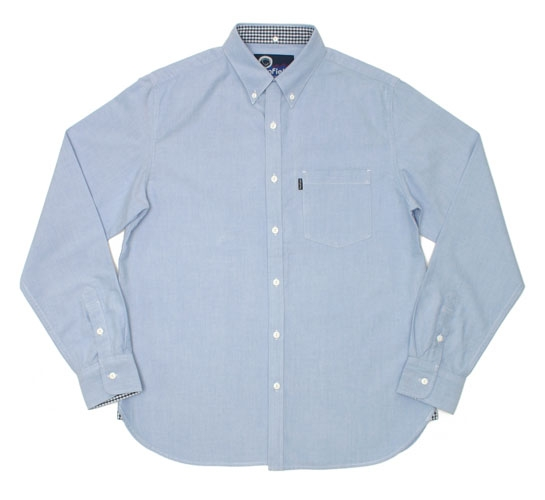 Penfield Men's Shirt - Kerman (Blue)