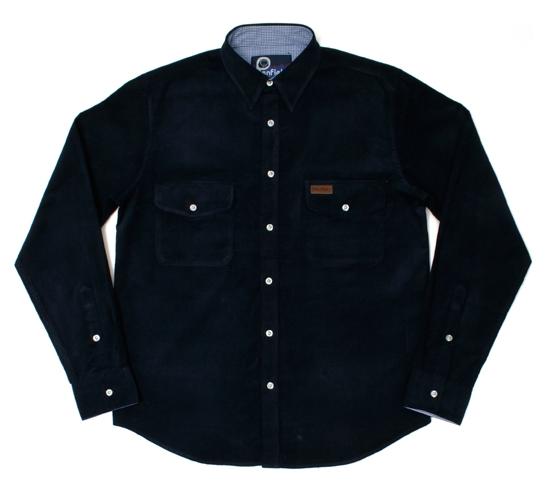 Penfield Men's Shirt - Leavick (Navy)
