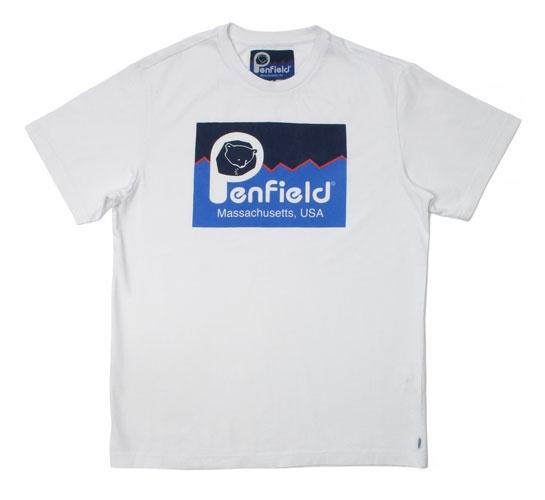 Penfield OG Logo T-Shirt (White)