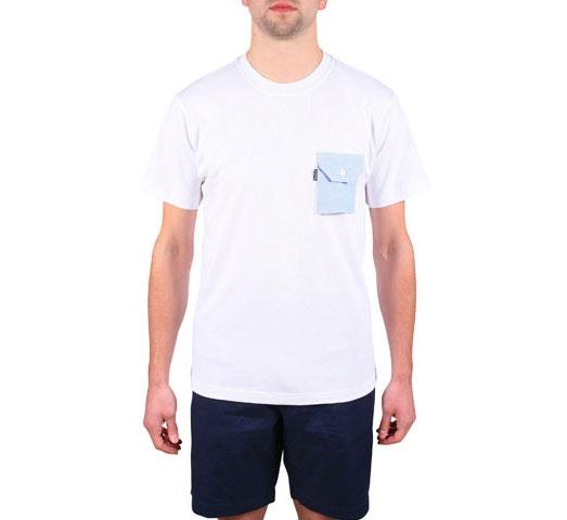 Penfield South Bridge T-Shirt (White)