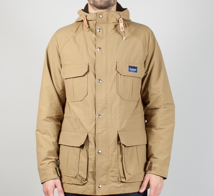 Penfield Kasson Jacket (Tan)