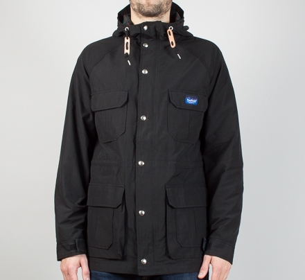 Penfield Kasson Jacket (Black)