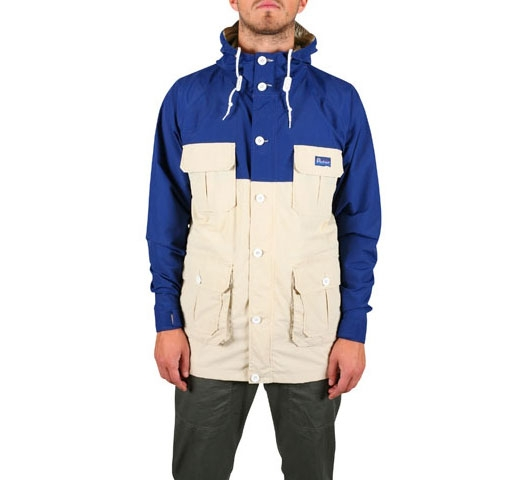 Penfield Vassan 2 Tone Jacket (Ecru/Ink)