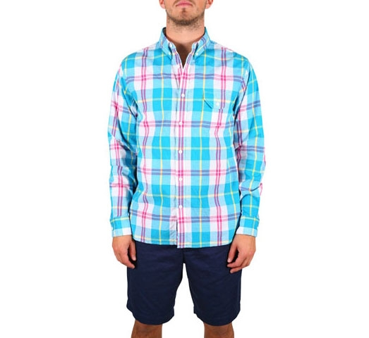 Penfield Exeter Shirt (Blue)