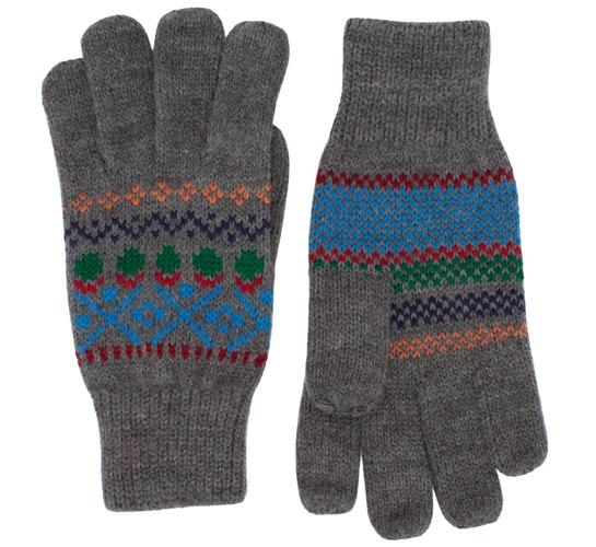 Penfield Fermont Gloves (Grey)