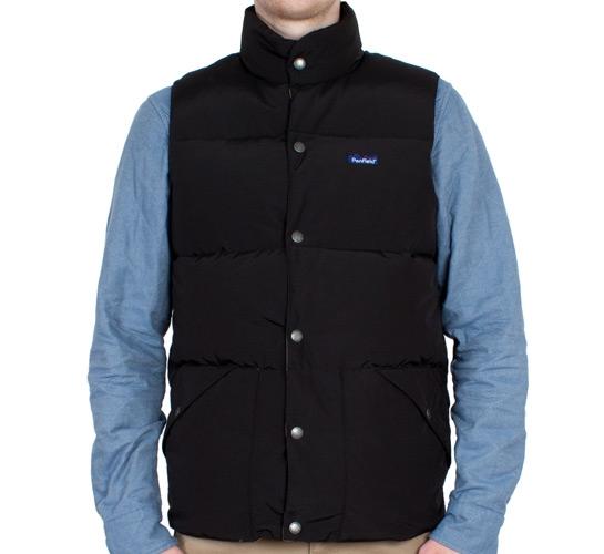 Penfield Outback Vest (Black)