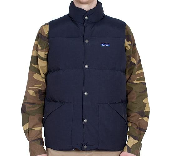 Penfield Outback Vest (Navy)